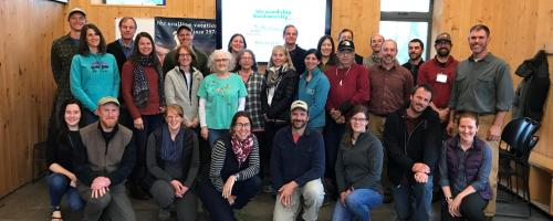 Land Ethic Leaders class of 2019
